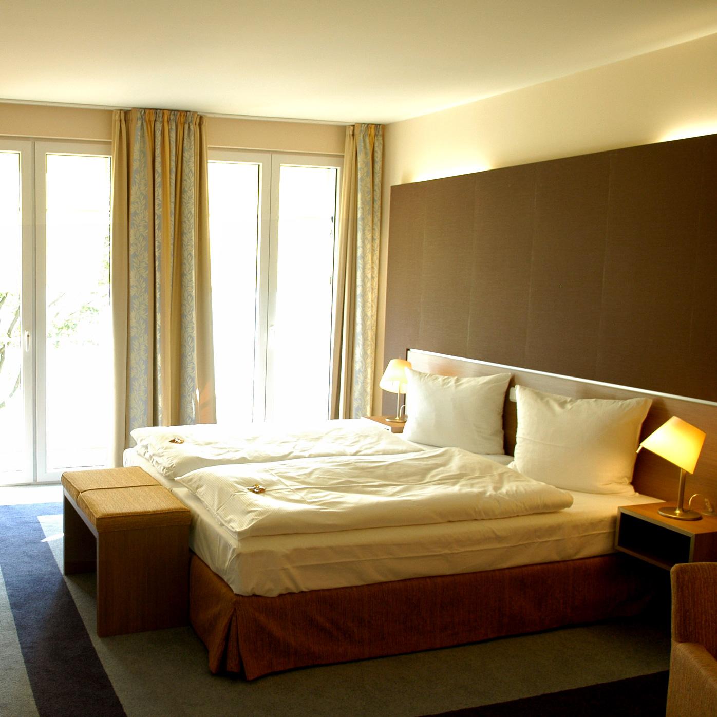 Unser First-Class-Zimmer