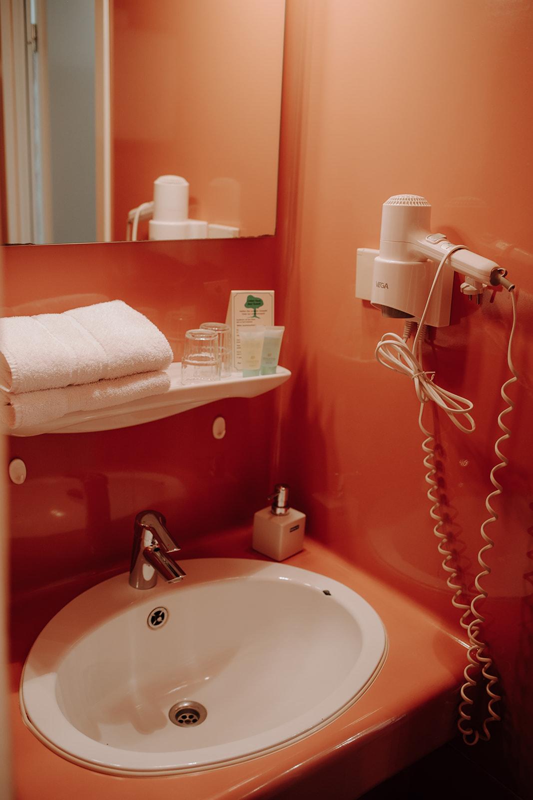 Komfort-Zimmer Waschbecken
